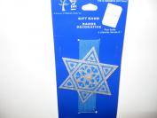 Hanukkah Star Of David Gift Band