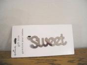 """Hallmark """"Sweet"""" Gift Trim"""