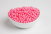 Pearl Bright Pink Sugar Candy Beads