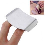 Stainless Steel Finger Guard Safe Protecter Chop Helper
