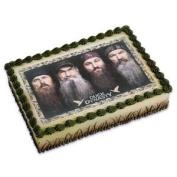 Duck Dynasty Edible Cake Topper