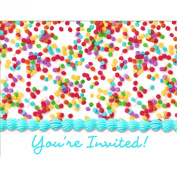 Frosted Cake Invitations