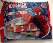 Marvel Ultimate Spiderman Candy Sticks Party Favours