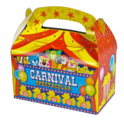 1 Dozen 16cm Carnival Treat Boxes