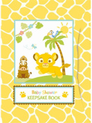 Amscan Disney Lion King Baby Keepsake Baby Shower Book