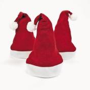 Fabulous Felt Santa Hats