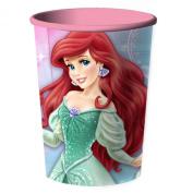 Disney The Little Mermaid Sparkle 470ml Plastic Cup