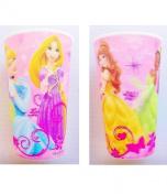 Disney Princess Lenticular Party Tumbler - 470ml 3-D Cup