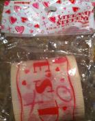 Valentine's Day Crepe Streamer - Valentines Day Decorations - Happy Valentines Day Crepe