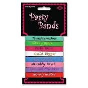 Bachelorette Party Bands Pkg/1