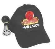 "Over The Hill Cap ""Caution 40 & Slow"""