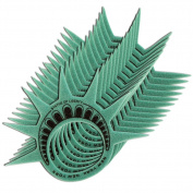 Lot of 12 New York City NY Souvenir Statue of Liberty Party Sport Event Foam Crown Hat - Dozen Pack