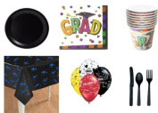 Graduation Party Pack for 16 People - Grad Party