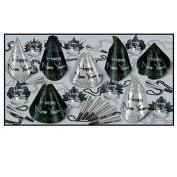 Sparkling Silver Asst for 50 Party Accessory