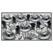Silver Swing New Year's Party Kit for 50