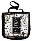 Music Treasures Music, Music, Music Tote Bag