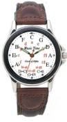 Music Treasures Aristocrat Circle of Fifths Watch