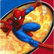 Spider-Man Spider-Sense Lunch Napkins