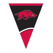 Arkansas Razorbacks 11-foot Flag Banner