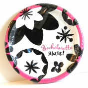 Bachelorette Blast Dessert Plates - 8 Count