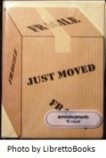 Just Moved - Ten (10) Announcements
