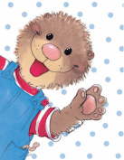 Suzy's Note Card Collection Stationery, Ollie Otter - 10851