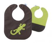 Salamander Leather Bib