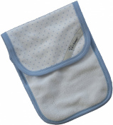 Baby Sense Burp Cloth (Blue)