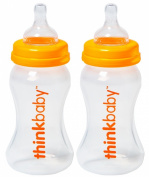 ThinkBaby 270ml Feeding Bottle with Stage A Teat