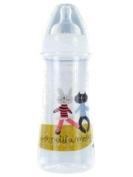 Bébisol Large Collar Bottle Round Tip Teat Anti-Colic 360ml - Model