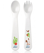 Philips AVENT Baby Fork and Spoon Set