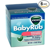 Vicks Baby Rub Soothing Ointment 50g