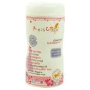 Reiscare Baby Powder Rice Starch Sweet Floral 100% Talcum Free, Hypoallergenic, Water Repellent 50 G