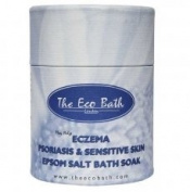 The Eco Bath EPSOM SALT BATH SOAK - ECZEMA 250g