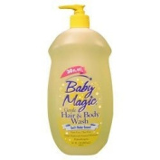 Baby Magic Gentle Hair & Body Wash - 890ml
