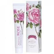 """Hand cream """"ROSE"""". Cosmetic series """"Rose"""" Naturals Rose oil, rose water, Q10"""
