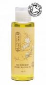 Newborn Baby Organic Massage oil 100ml from Sensitive Skincare Co