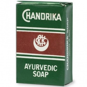 Auromere Chandrika Soap, 80ml