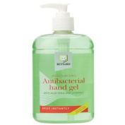 Antibacterial Hand Gel Pump Bottle