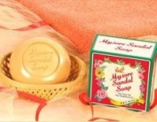 Mysore Sandal Soap with pure sandalwood oil 150gm
