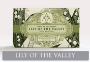 Aromas Artisanales De Antigua Floral Lily of the Valley Soap 200g