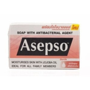 ASEPSO BAR SOAP GENTLE 80 G.