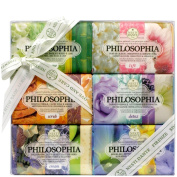 Nesti Dante Philosophia - Soap Collection 6 x 150g