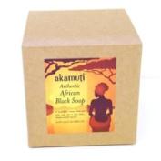 Akamuti African Black Soap 500g x 2