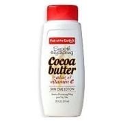 Fruit Of The Earth Cocoa Butter With Aloe Lotion - 120ml [Personal Care]