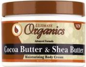 Ultimate Organics COCOA BUTTER & SHEA BUTTER Body Cream-Code:UOG003