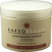 Kaeso Beauty Massage Moisturising Souffle Body Moisturiser Mulberry And Mallow