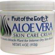 Aloe Vera Skin Care Cream 120ml Cream By Fruit Of The Earth