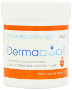 Dermacool 0.5% Menthol in Aqueous Cream 500g