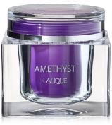 Lalique Amethyst Perfumed Body Cream Jar 200ml